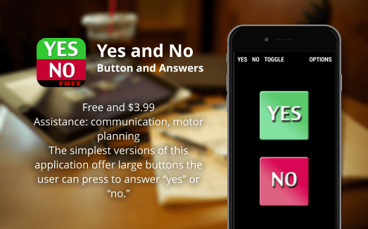 answer yes no app