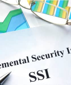 supplemental security income form