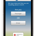 OneProtect™ - Texing and Driving App