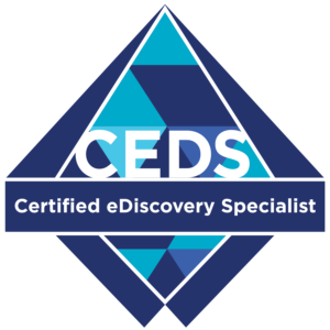 Kate Dunnington Certified eDiscovery Specialist