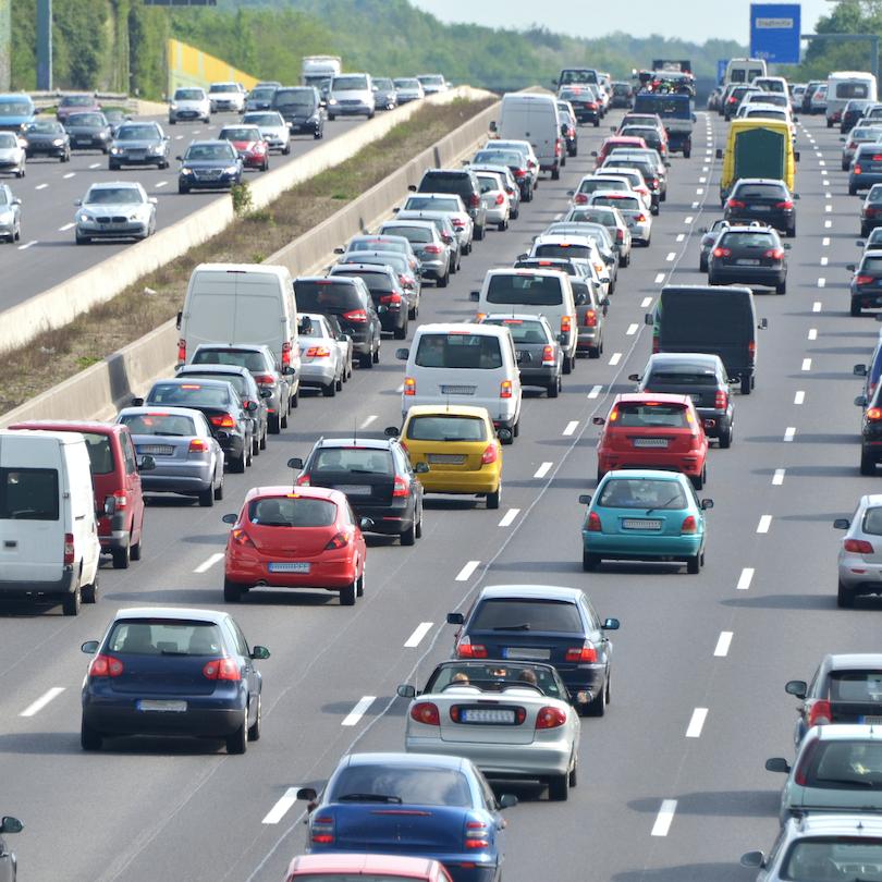 Kentucky traffic data