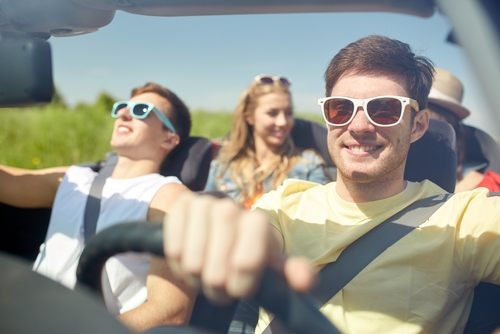 Teen driving accidents